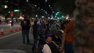 Motorcycles on Main
