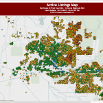 Homes for Sale in Phoenix - Current Inventoyr by Location